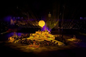 Central American and Caribbean Games Opening Ceremony