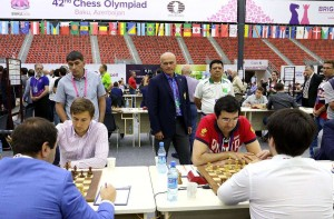 chess olympiad games