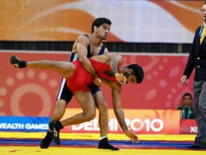 Pakistani wrestlers in Commonwealth Wrestling Championship