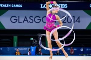 Francesca Jones Gymnast