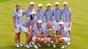 GB&I Reclaims Curtis Cup