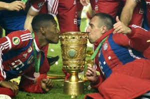 Bayern beat rivals Dortmund to win German cup