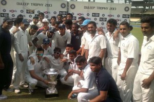North, South share Duleep Trophy