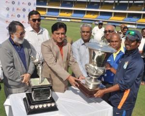 Natraj Behera Duleep Trophy
