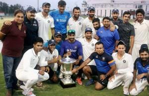Ravindra Jadeja Duleep Trophy