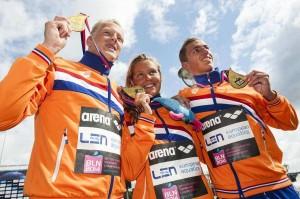 LEN European Aquatics Championships winners