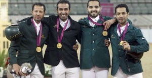 Arab Games Equestrian