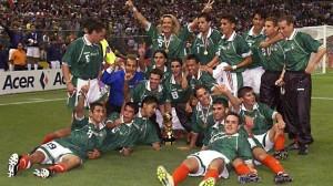 Maxico Win FIFA Confederations Cup