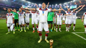Germans win FIFA World Cup