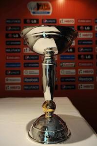 ICC U-19 World Cup Trophy