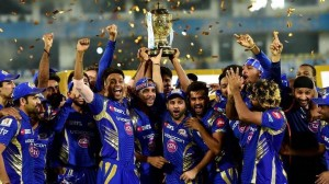 Mumbai indian Won 2017 IPL