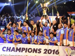 Kabaddi World Cup 2016: India Beat Iran