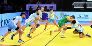 India vs Argentina Kabaddi World Cup