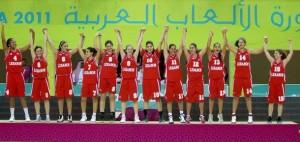 Lebanon Women Basketball Team