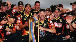 Wellington Won Super Smash Trophy