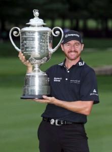 Jimmy Walker Golf