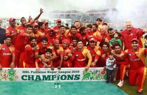 Pakistan Super League Champion