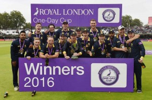 Royal London One-Day Cup winners