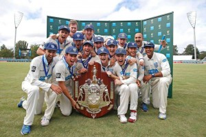 Sheffield Shield wInners