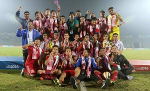 Nepal's Men Football