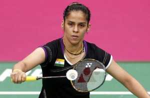 saina nehwal playing style