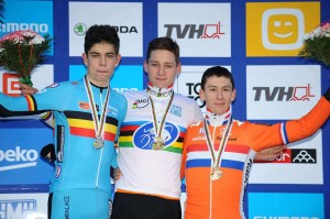Elite Men's Race | UCI Cyclo-cross World Championships - Tábor, Czech Republic