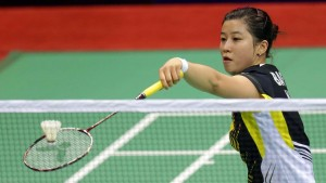 Uber Cup Player