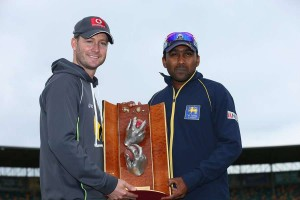 Sri Lanka, winning in Australia would be an achievement almost as great as their World Cup triumph