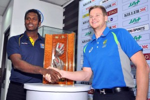 Warne–Muralitharan Trophy
