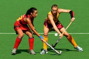 Amy Swann hockey