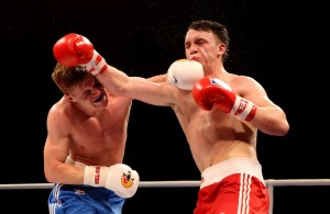 British Lionhearts v German Eagles, World Series of Boxing
