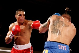 British Lionhearts v Ukraine Otamans - World Series of Boxing