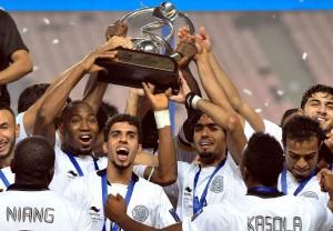 Al Sadd winning AFC