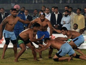 Asian Kabaddi Cup Final