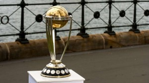 ICC Mens Cricket World Cup Trophy