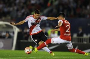 River campeón Recopa Sudamericana