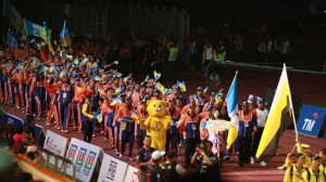 Malaysia Games opening