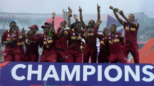 West Indies - T20 Women's World Cup 2012