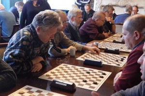 Frisian Draughts World Championships