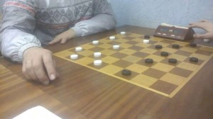Draughts International Grandmaster