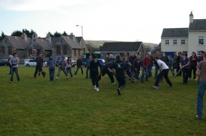 The 2009 Cammag match in St John's
