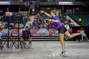 champion Denise Daly