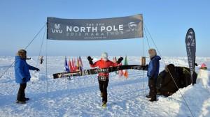 The UVU North Pole 2013 Marathon