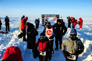 The North Pole Marathon: the coolest marathon on earth