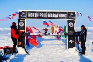 North Pole Marathon 2016