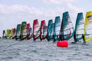 windsurfing racing