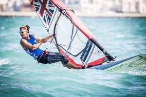 windsurfing olympics