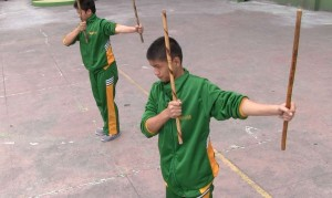 arnis basic moves