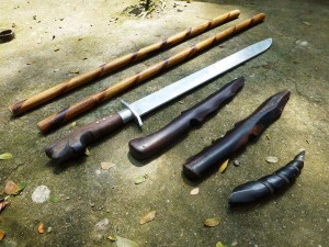 Arnis Weapons