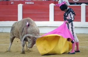 bullfighting event